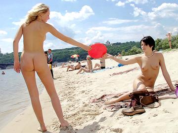 Beach X X X Nude