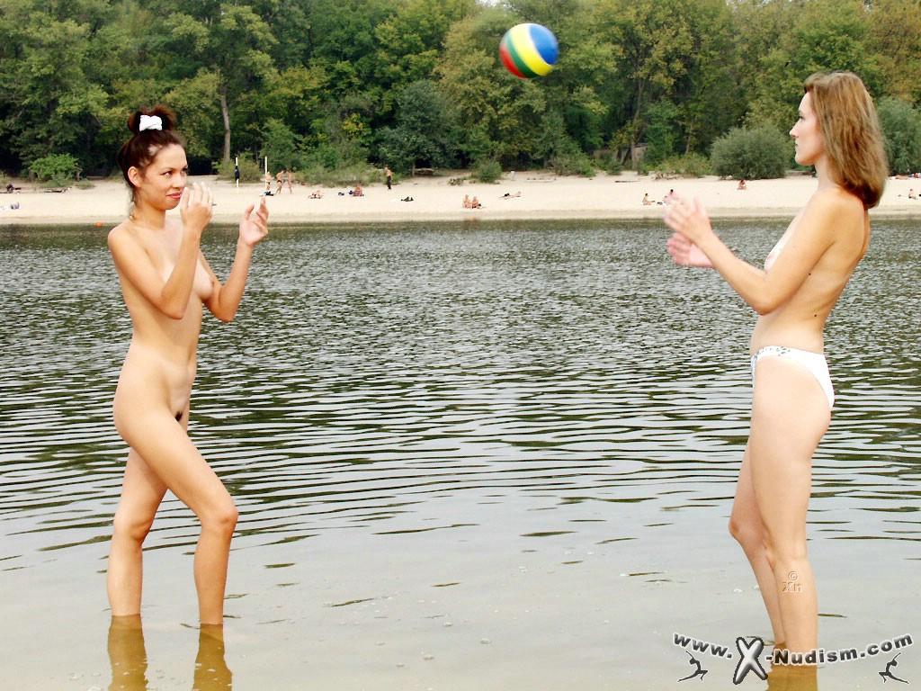 Nude girl teen sports — photo 8