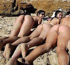 True nudis